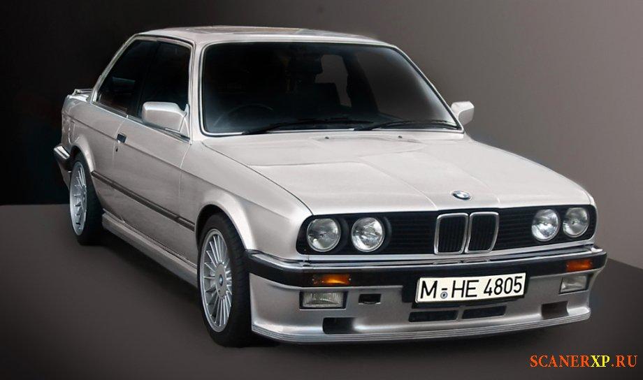 BMW 3-ая серия E30. Схемы